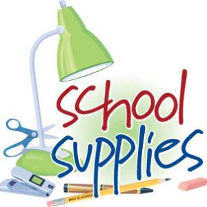 school supplies 2021