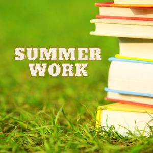 summer work 2021